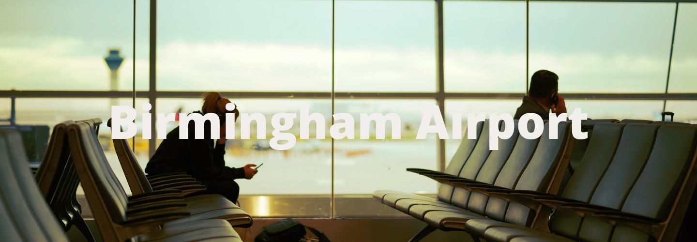 Birmingham Airport Minibus Coach Transfer