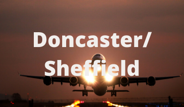 Minibus Airport Transfer to Doncaster Sheffield Airport
