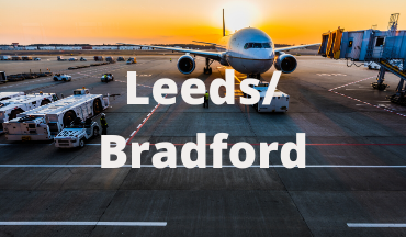 Minibus Airport Transfer to Leeds Bradford Airport